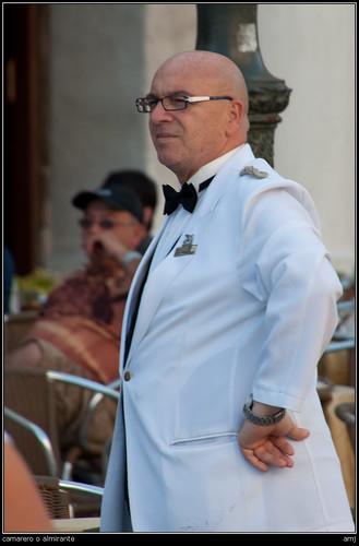 camarero o almirante