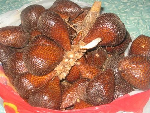 buah salak