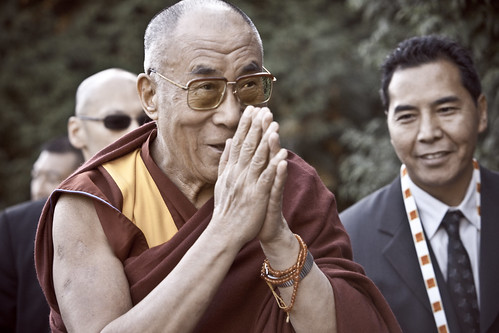 The Dalai Lama @ The Vancouver Peace Summit
