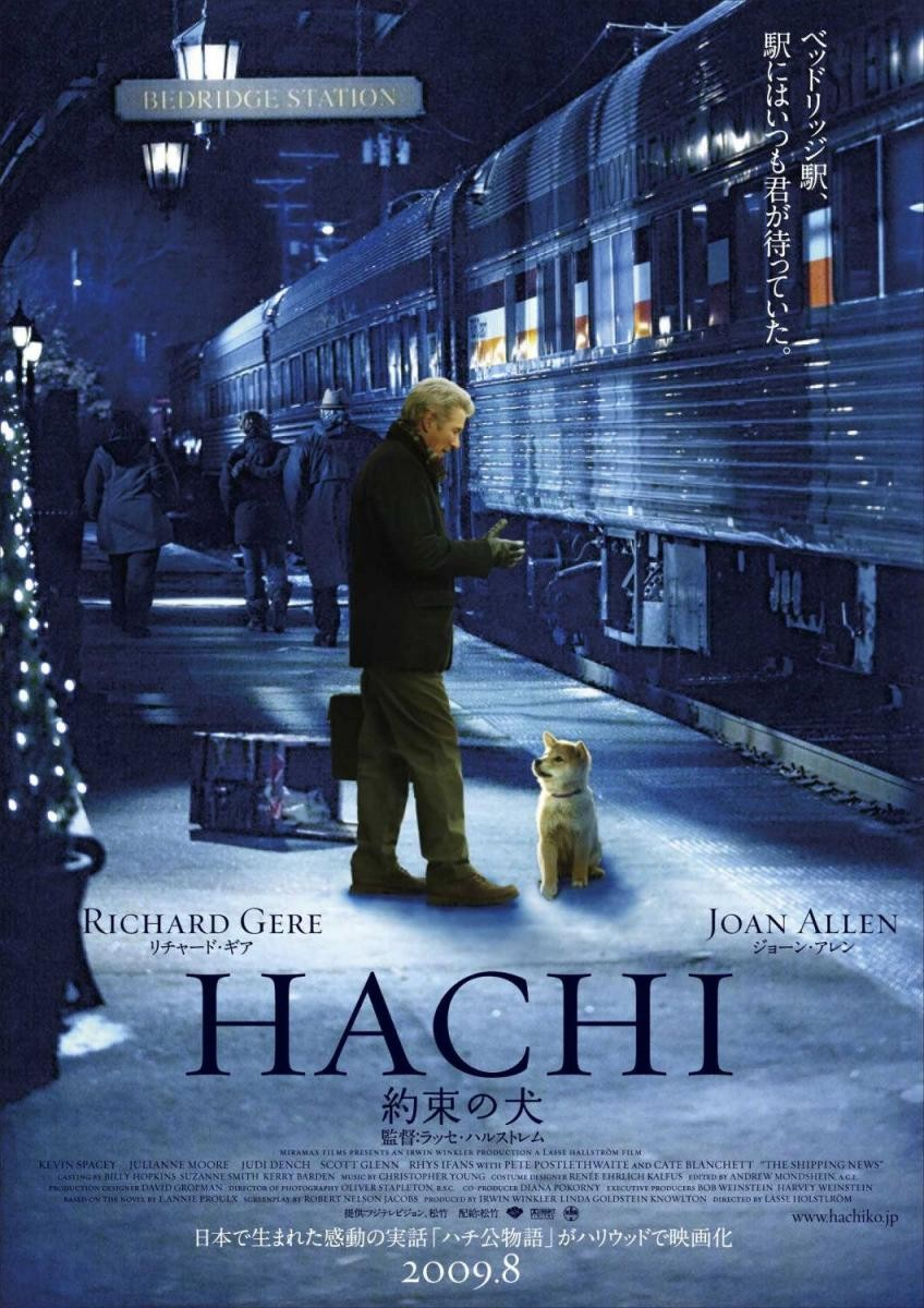 Hachiko Richard Gere 2009