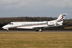 HB-JEL - G5 Executive - Embraer EMB-135BJ Legacy - Luton - 090220 - Steven Gray - IMG_9678