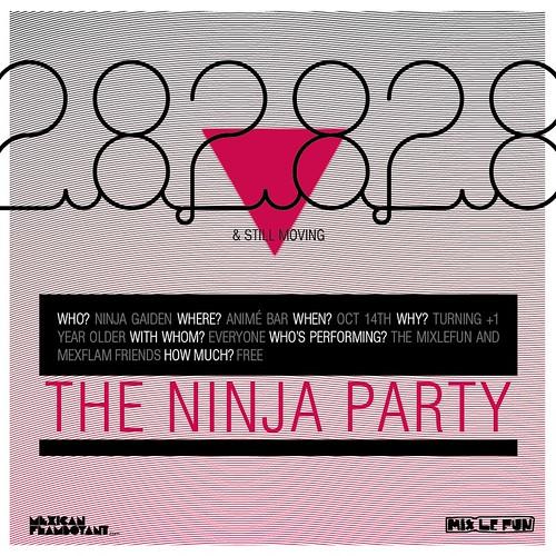 THE NINJA PARTY