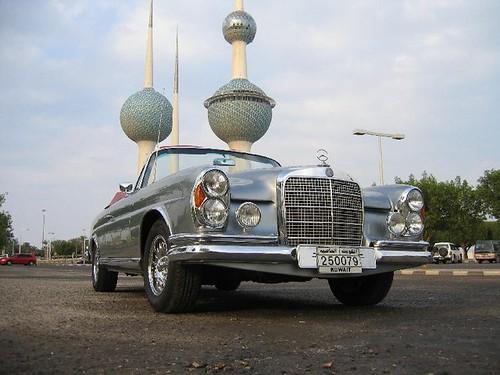 Mercedes 250SE 1971 W111