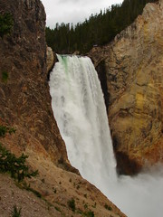 Lower Falls #2 (Seattle.roamer) Tags: wyoming yellowstonepark thegrandcanyonoftheyellowstone