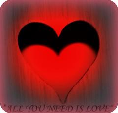 LOVE (tinica50) Tags: love heart coração experimentation top20red