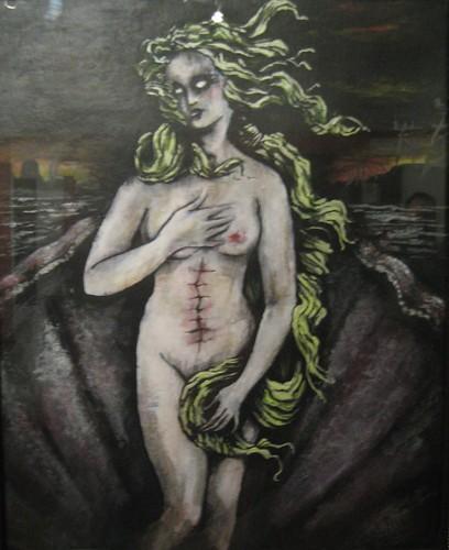 Venus Aphrodite Zombie