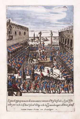 016- Fiesta popular veneciana-Habiti d'hvomeni et donne venetiane 1609