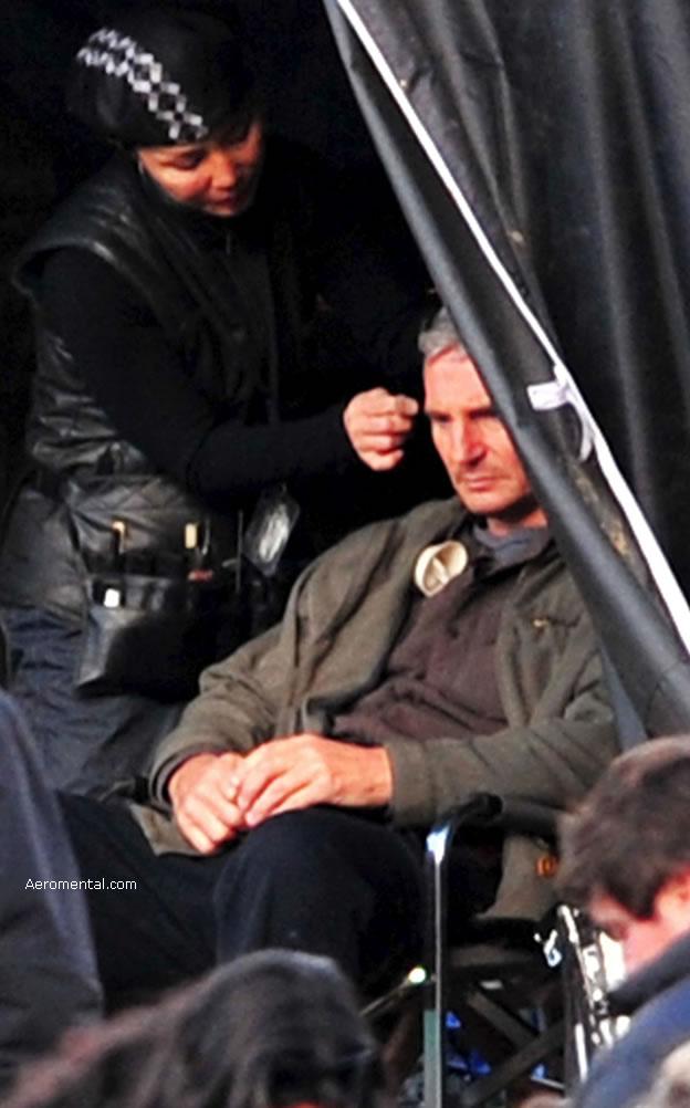 película Los Magníficos Liam Neeson 4