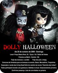 25 de outubro  Dolly Halloween