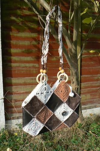 Bag I made for Bluecornflower