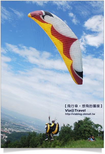 埔里飛行傘-虎頭山飛行傘活動