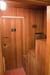 en-suite Sauna