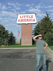 Little America, WY