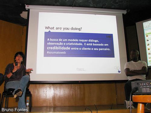 #SouMaisWeb 11 - Futuro das Agências por Bruno Fontes.
