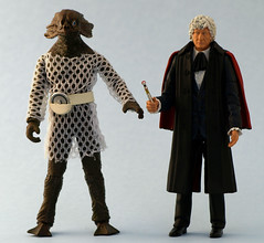 Third Doctor and Sea Devil