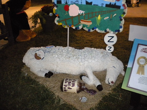 Bottlecap Sheep