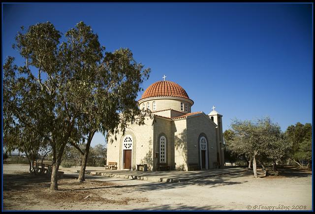 Άγιος Γέωργιος, νέος ναός, Μαζωτός