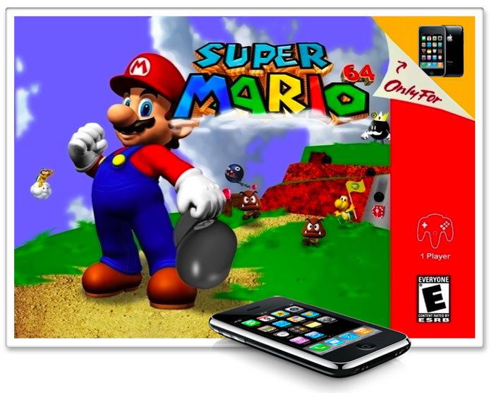 Nintendo 64 Emulator for iPhone