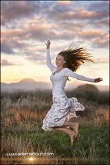 Amanda Over Mt. Lassen (wesome) Tags: redding lassen