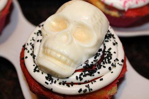 skull w side