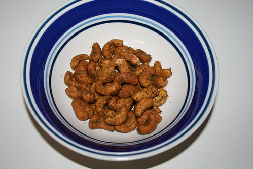 2009-03-23 - Trader Joe's Thai Lime and Chile Cashews - 02 - Some