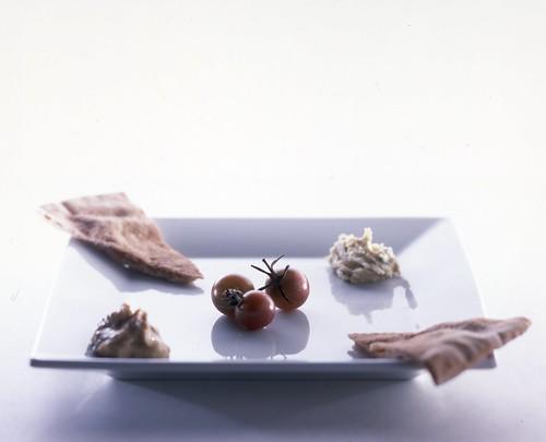 Hummus Plate (Provia 1)
