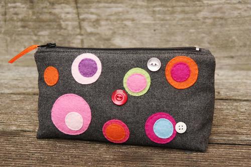 Spotty bag 1