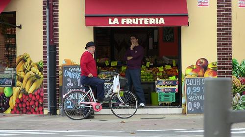 Fruit Stand Conversation