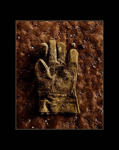 mano en la luna-