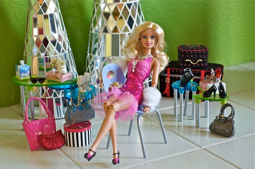 Fashionista Barbie Game Barbie Fashionista Glam