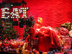 Christmas 2009: Selfridges