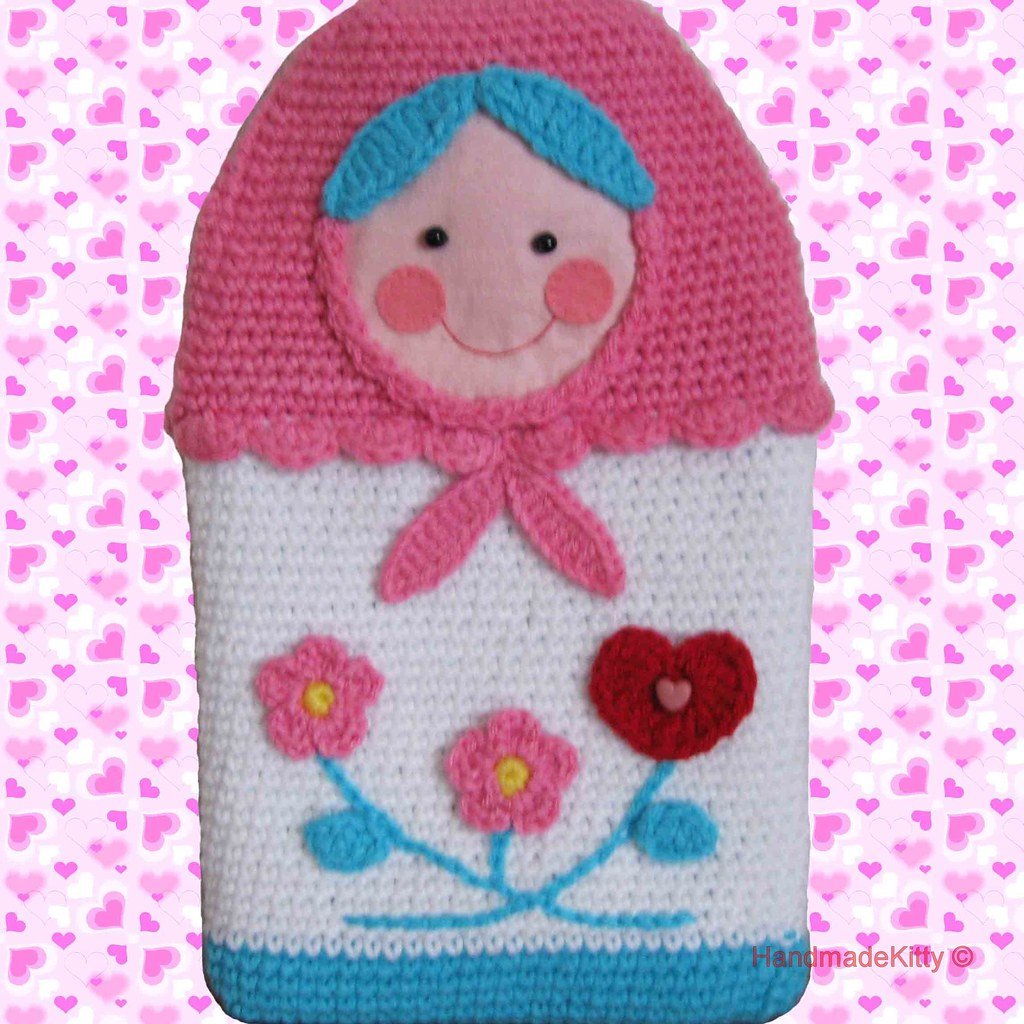 Russian Matryoshka amigurumi babushka Dolls Crochet Pattern ... | 1024x1024