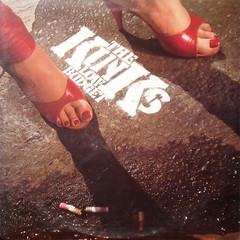 Low Budget (epiclectic) Tags: music art feet vintage shoes album vinyl retro collection jacket cover lp record 1979 sleeve kinks redux epiclectic
