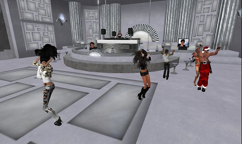 party at substance in second life