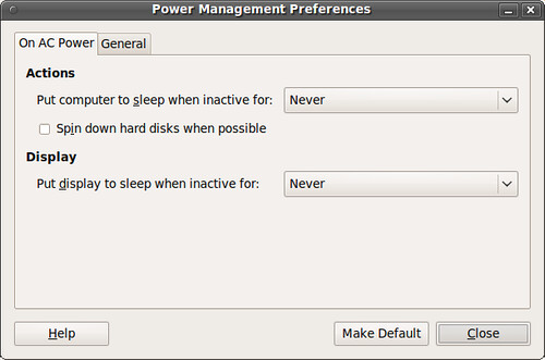 power managment