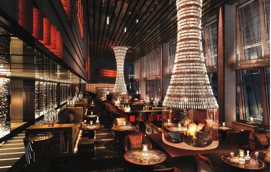 アフタヌーンティーで人気のホテル リッツカールトン香港