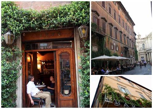 Bar della pace in Rome