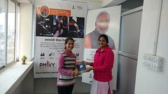 SUNAINA SAMRIDDHI FOUNDATION ongoing PMKVY 2.0 TRAINING (5)
