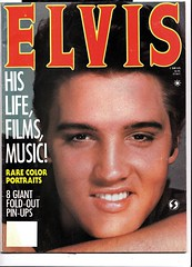 Elvis,his life,films and music (Pagan555) Tags: elvis theking fanmags musicmagazines