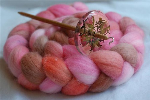 Wildcraft Spindle/Fibre Club July 09