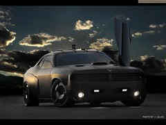 Dodge Challenger Vapor by Galpin Auto Sports 2009 (Syed Zaeem) Tags: auto wallpaper sports by dodge wallpapers 2009 vapor challenger galpin getcarwallpapers