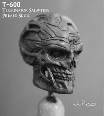 T60016 (sith_fire30) Tags: movie skull action machine figure terminator custom salvation mcfarlane neca skynet t600 t800 endoskeleton
