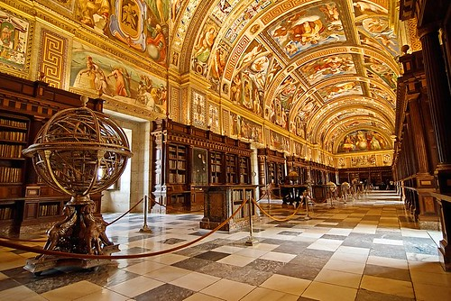 Royal Library El Escorial