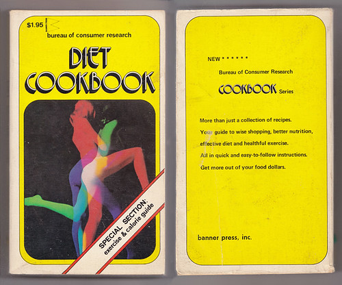 Diet Cookbook by the Bureau of Consumer Research