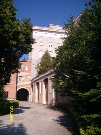 Monastero San Silvestro Fabriano