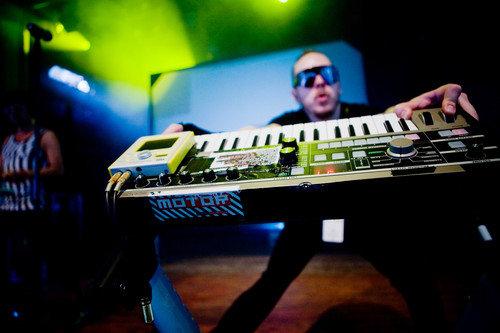 MOTOR live w/ Depeche Mode