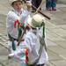 White Rose Morris Men Dancing At The Buxton Day Of Dance 2009