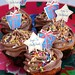 Snickers Birthday Cupcakes for ME!