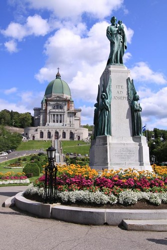 Saint Joseph's Oratory of Mount Royal, Montreal.