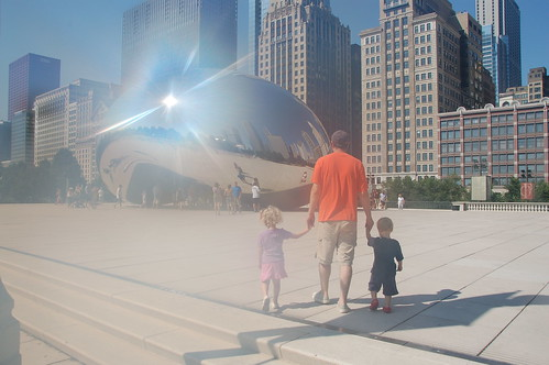 cloudgate at Millennium Park